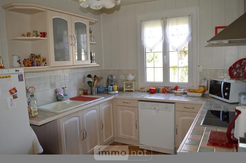 Maison a vendre Heugnes 36180 Indre 83 m2  87000 euros