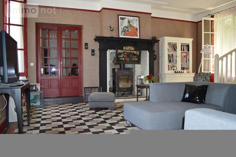 propriete a vendre Meusnes 41130 Loir-et-Cher 200 m2  213000 euros