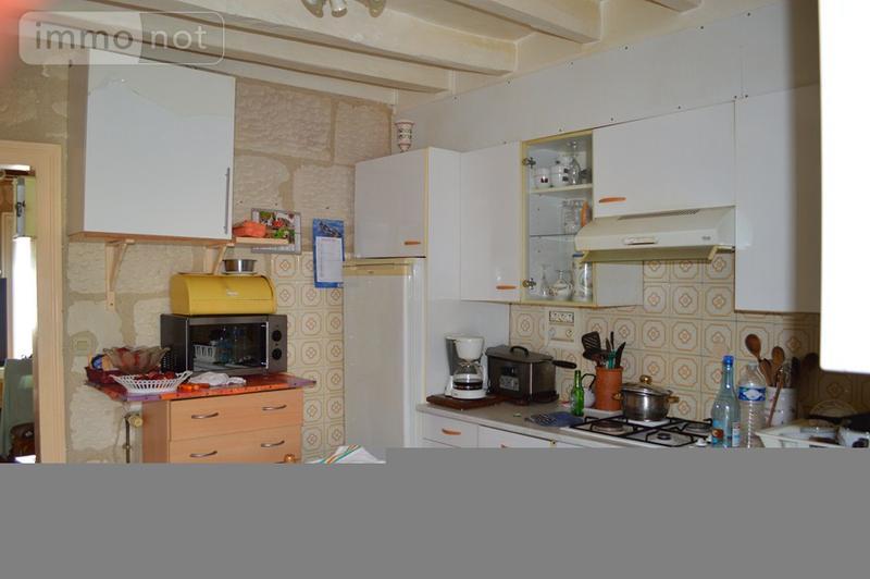 Maison a vendre Écueillé 36240 Indre 70 m2 3 pièces 60000 euros