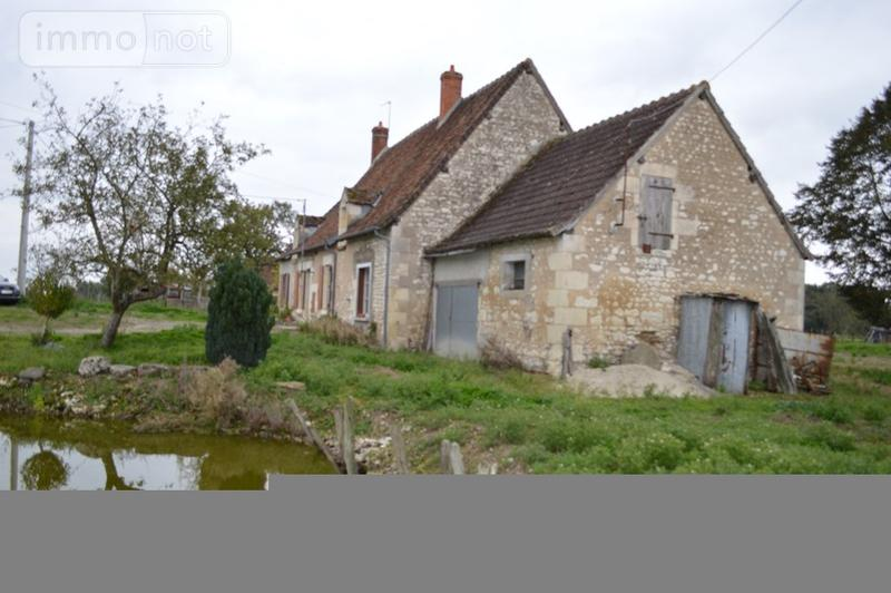 Maison a vendre Villegouin 36500 Indre 110 m2 4 pièces 75000 euros