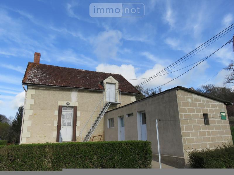 Achat maison a vendre cueill 36240 indre 43 m2 26495 for Achat maison 43