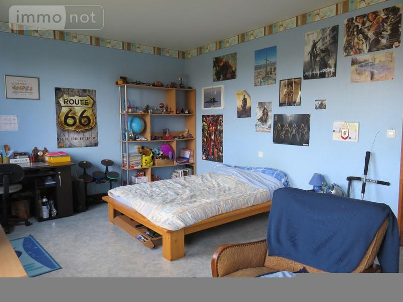 Maison a vendre Fléré-la-Rivière 36700 Indre 160 m2 5 pièces 154000 euros