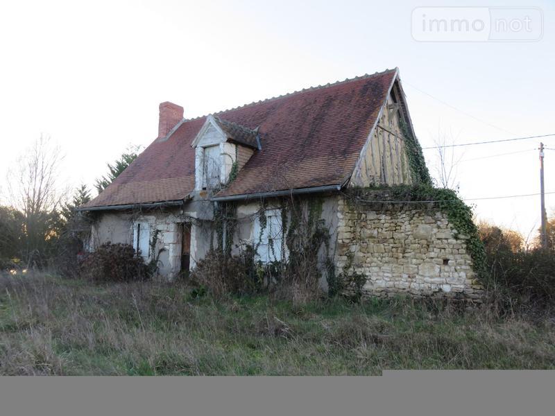 Achat maison a vendre heugnes 36180 indre 50 m2 58012 for Achat maison 50