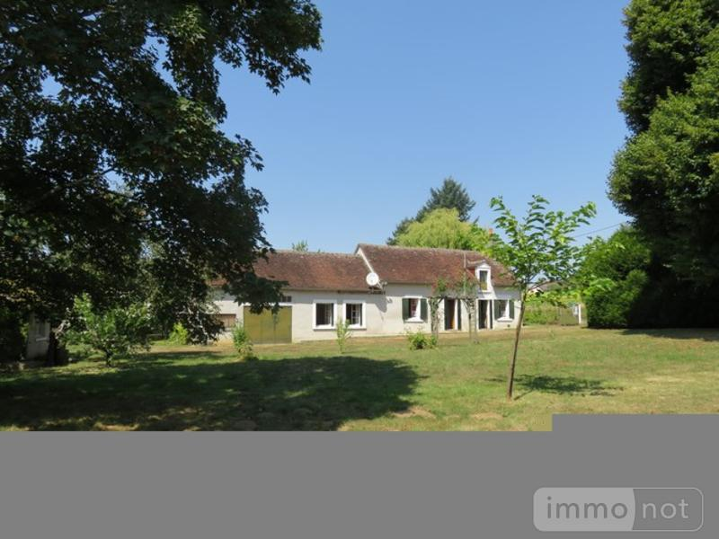 Maison a vendre Argy 36500 Indre 90 m2 4 pièces 118000 euros