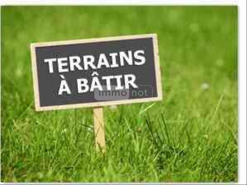 Terrain a batir a vendre Ciry-Salsogne 02220 Aisne 833 m2  42400 euros