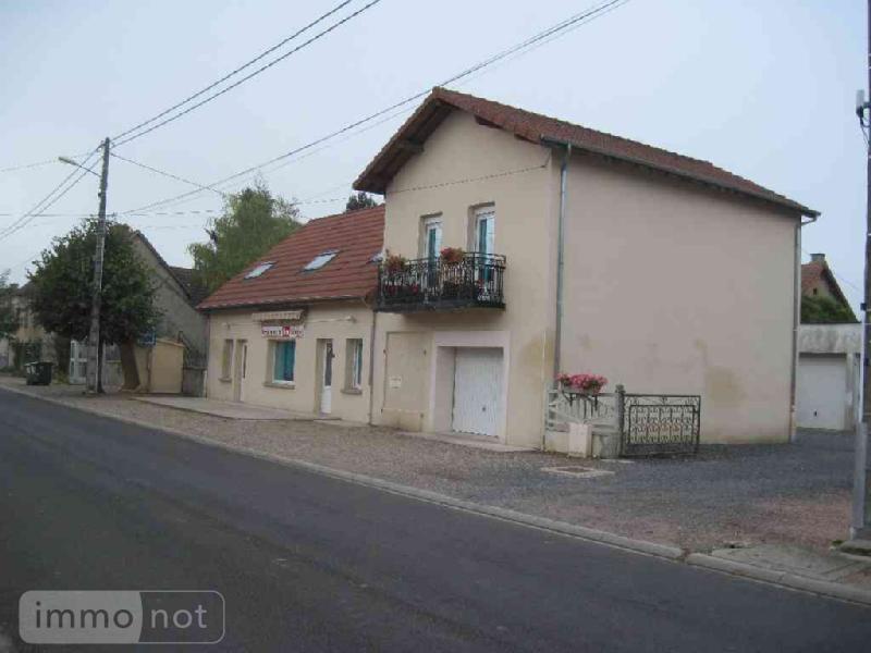 Maison a vendre Montcombroux-les-Mines 03130 Allier 129 m2 7 pièces 171600 euros