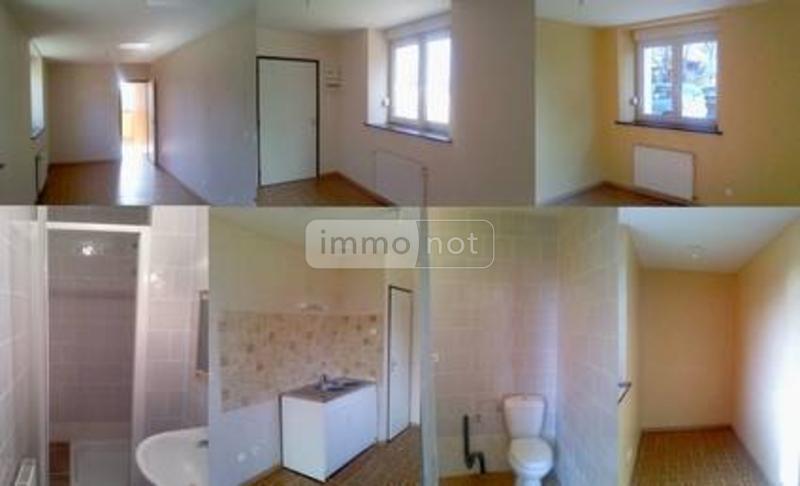 Location appartement Beaumotte-lès-Pin 70150 Haute-Saone 35 m2 2 pièces 320 euros