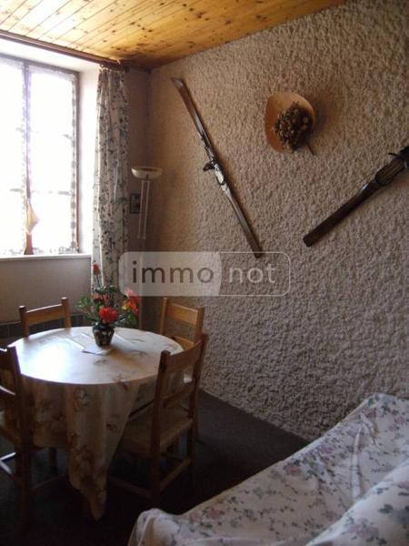 Appartement a vendre Frasne 25560 Doubs 22 m2 1 pièce 42400 euros