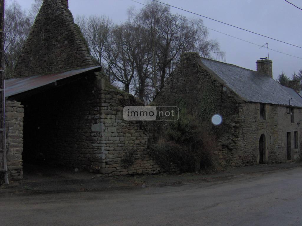 Maison a vendre Lizio 56460 Morbihan 5 pièces 47700 euros
