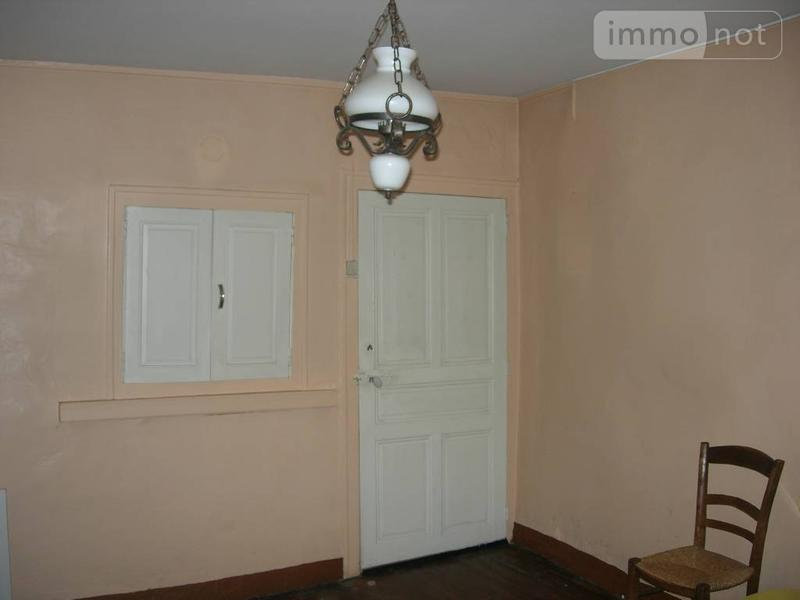 Maison a vendre Cressia 39270 Jura 90 m2 5 pièces 60000 euros