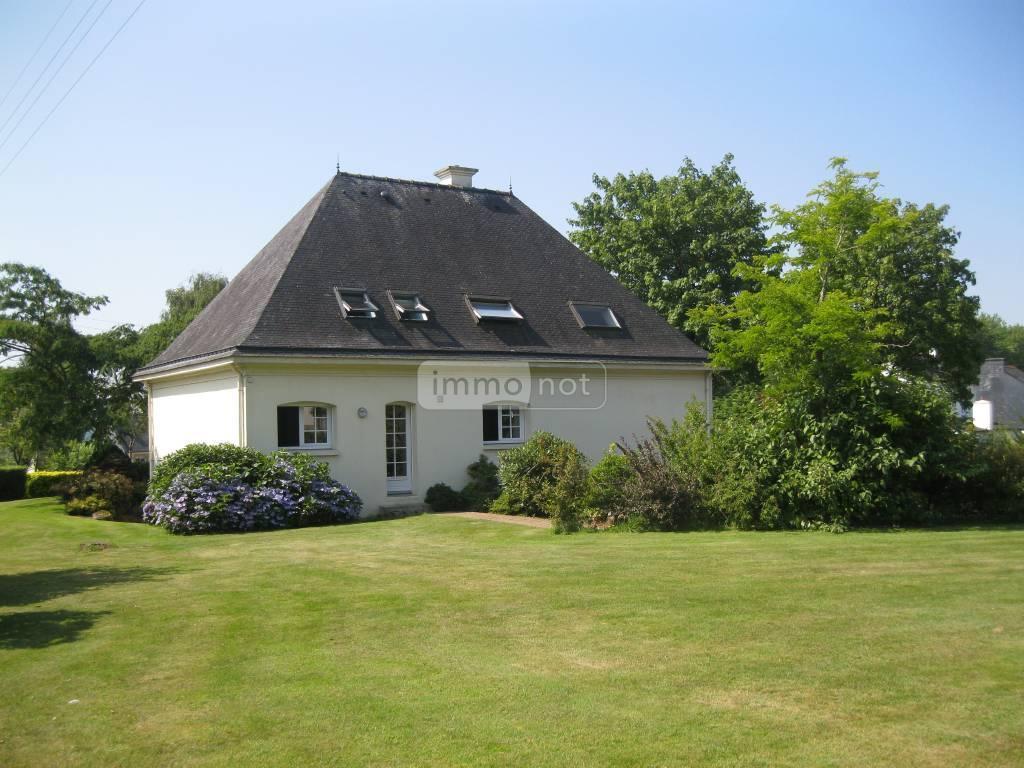 Maison a vendre Baud 56150 Morbihan 152 m2 7 pièces 309342 euros