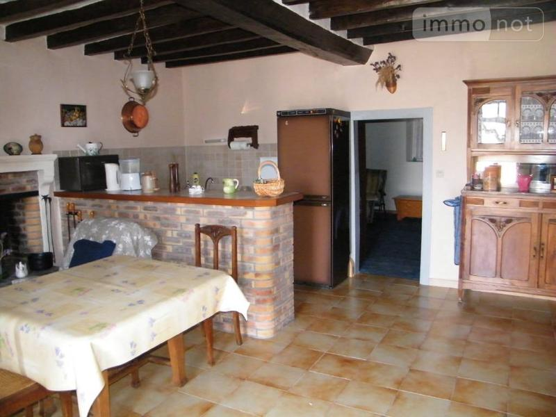 Maison a vendre Saint-Aubin-du-Désert 53700 Mayenne 50 m2 3 pièces 60082 euros