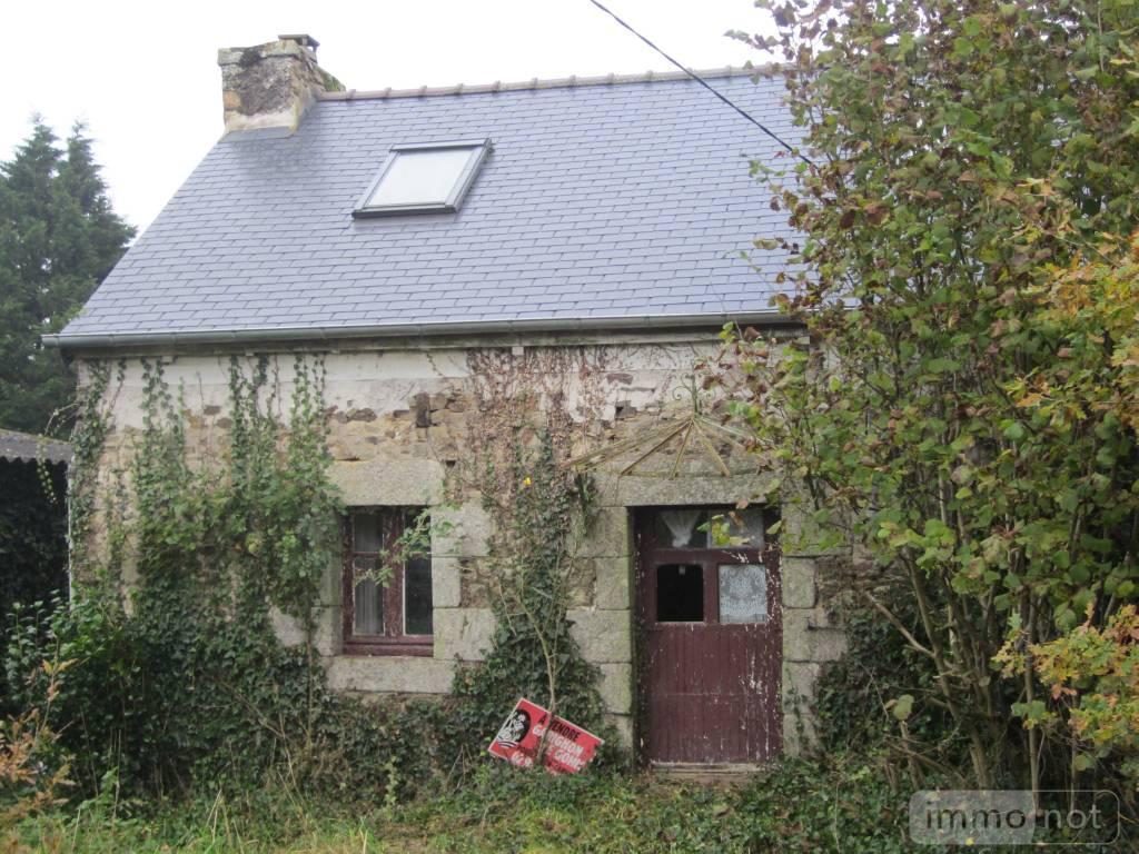 Maison a vendre Poullaouen 29246 Finistere 40 m2 2 pièces 15900 euros