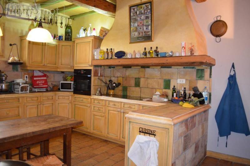 Maison a vendre Saint-Laurent-d'Aigouze 30220 Gard 210 m2 8 pièces 568059 euros