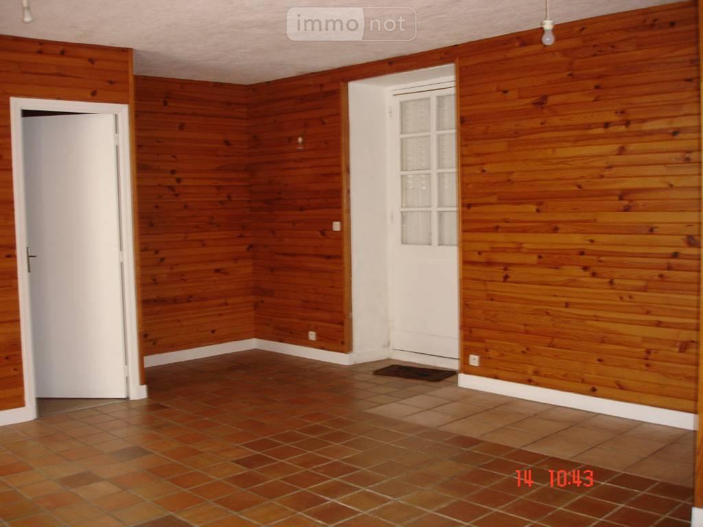 Appartement a vendre Le Faouët 56320 Morbihan 44 m2 2 pièces 37100 euros