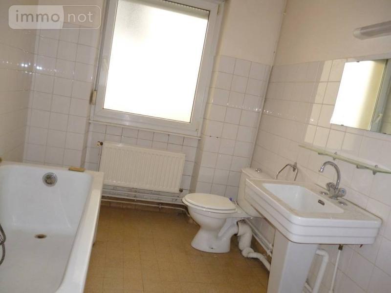 Location appartement Besançon 25000 Doubs 87 m2 4 pièces 650 euros