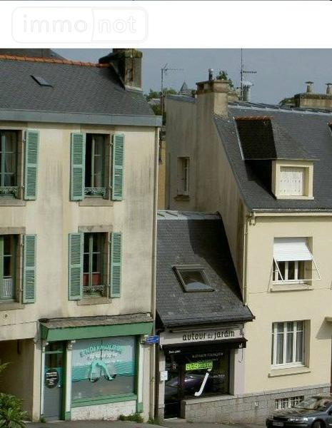 Fonds et murs commerciaux a vendre Quimper 29000 Finistere 40 m2  94072 euros