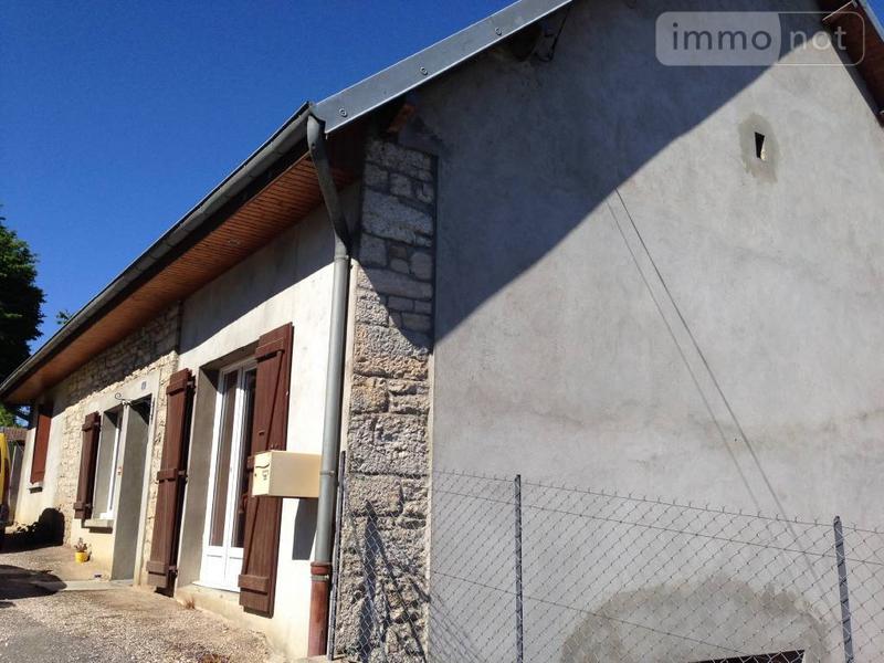 Achat maison a vendre fraisans 39700 jura 115 m2 4 pi ces 180000 euros - Frais achat maison ancienne ...
