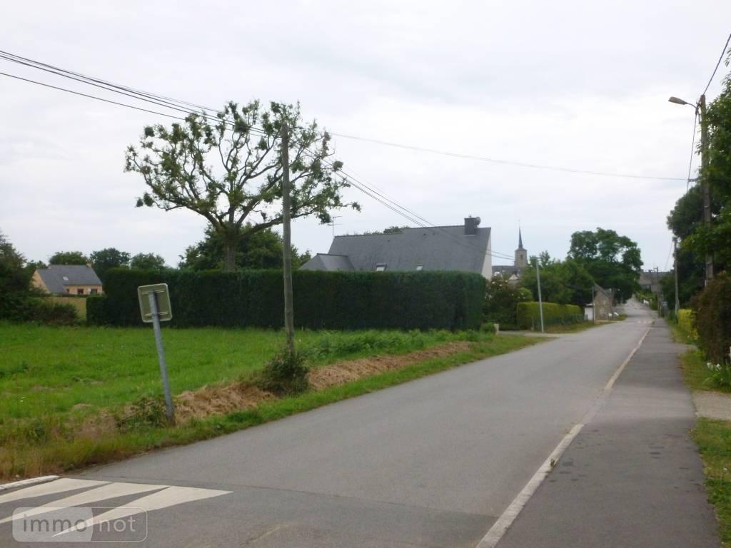 Terrain a batir a vendre Berric 56230 Morbihan  35000 euros