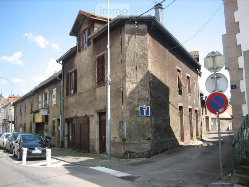 Maison a vendre Lure 70200 Haute-Saone 120 m2 6 pièces 68300 euros