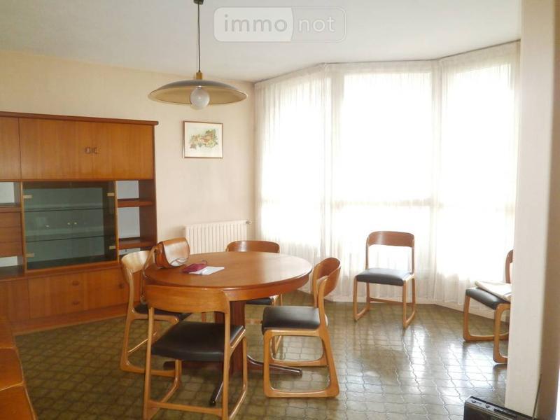 Appartement a vendre Besançon 25000 Doubs 61 m2 2 pièces 84000 euros