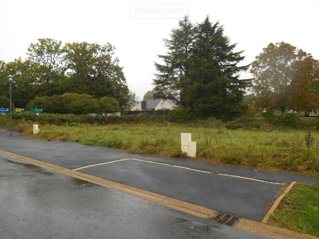 Terrain a batir a vendre Pontivy 56300 Morbihan  70 euros
