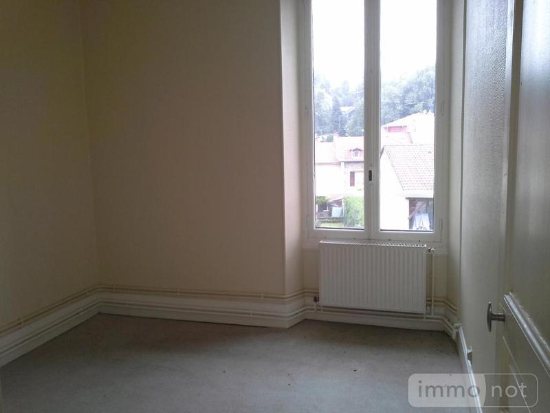 Appartement a vendre Rives 38140 Isere 64 m2 3 pièces 80000 euros