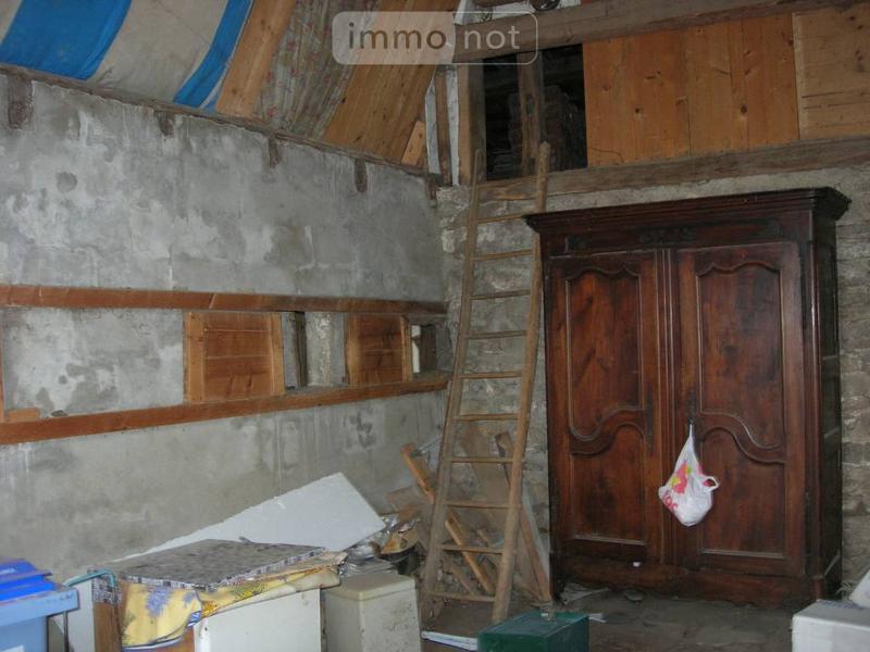 Maison a vendre La Boissière 39240 Jura 65 m2 4 pièces 84000 euros