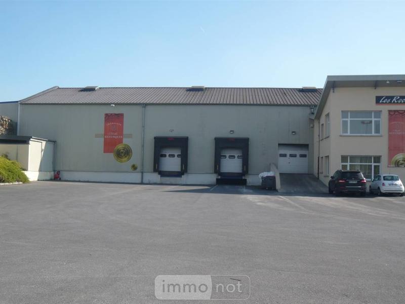 Fonds et murs commerciaux a vendre Dizy 51530 Marne 2400 m2  1500000 euros