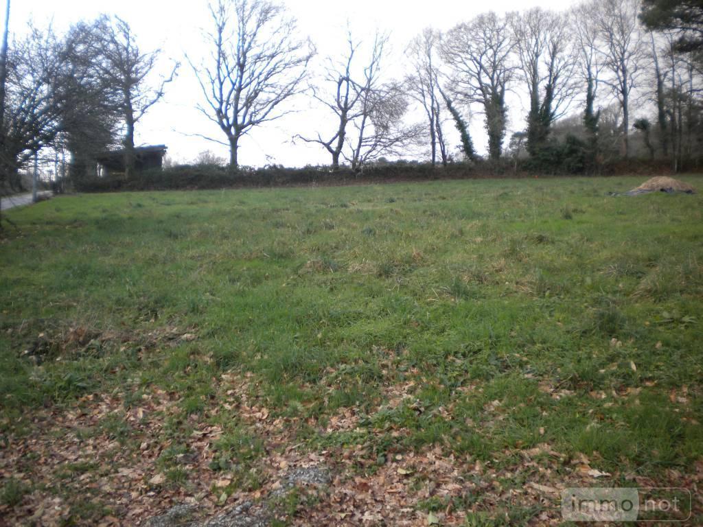 Terrain a batir a vendre Lanvaudan 56240 Morbihan 841 m2  30 euros