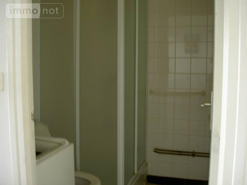 Appartement a vendre Fouesnant 29170 Finistere 23 m2 1 pièce 47700 euros