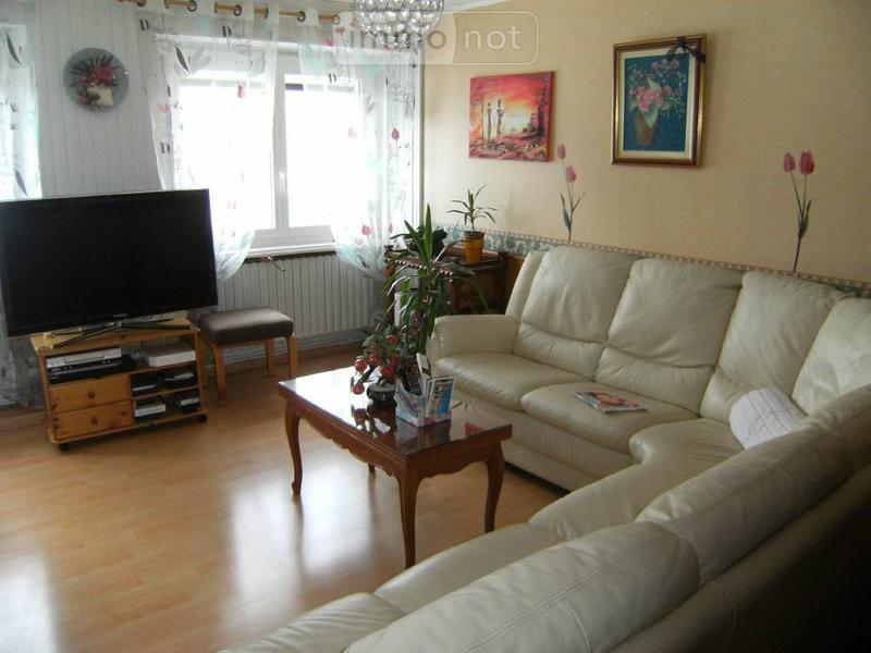 Appartement a vendre Pontarlier 25300 Doubs 201 m2 6 pièces 351500 euros