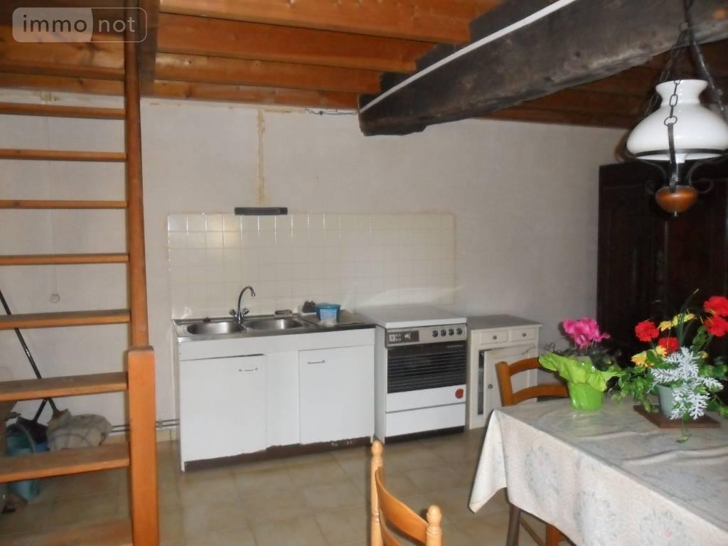 Maison a vendre Sérent 56460 Morbihan 56 m2 3 pièces 69500 euros