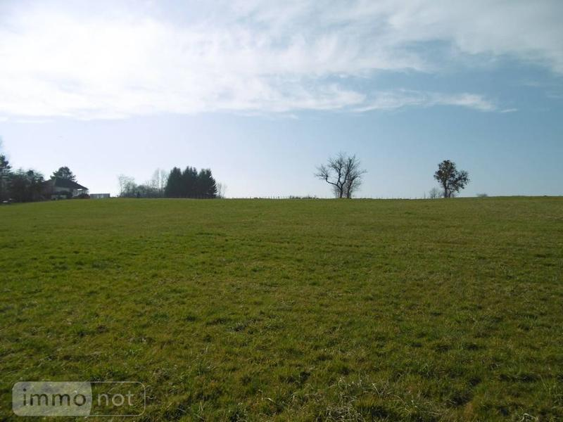 Terrain a batir a vendre Fretigney-et-Velloreille 70130 Haute-Saone 998 m2  23000 euros