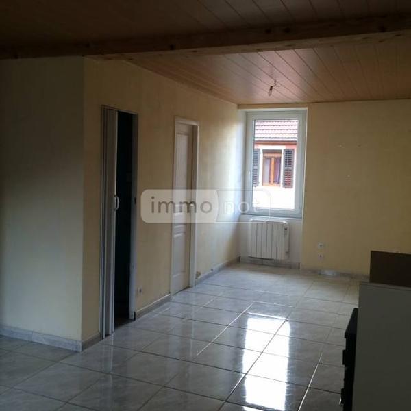 Appartement a vendre Pont-de-Roide 25150 Doubs 36 m2 2 pièces 50760 euros