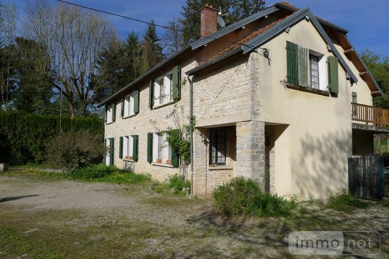Maison a vendre Cordonnet 70190 Haute-Saone 270 m2 11 pièces 270000 euros