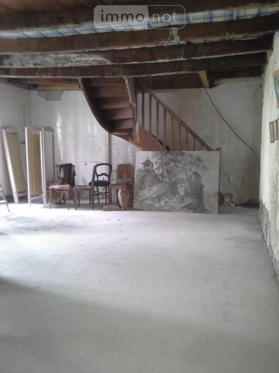Maison a vendre Le Faouët 56320 Morbihan 4 pièces 52872 euros