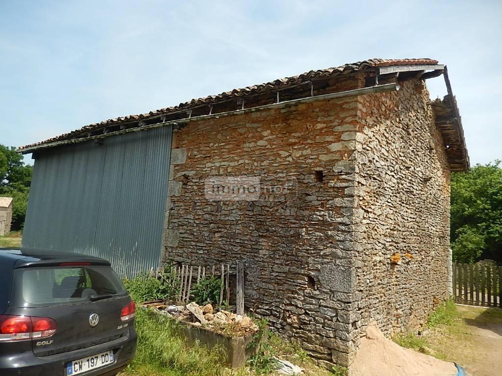 Maison a vendre Celle-Lévescault 86600 Vienne 75 m2 1 pièce 31270 euros