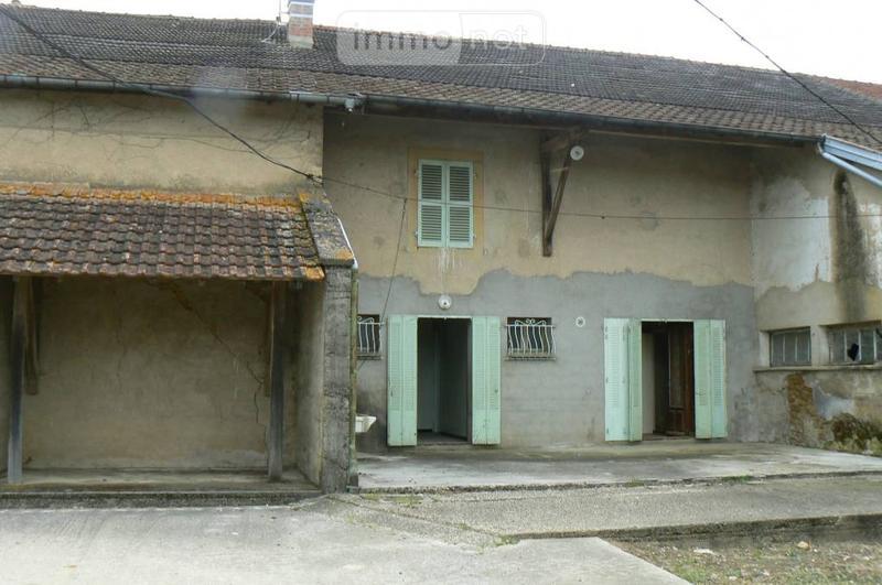 Maison a vendre Brainans 39800 Jura 140 m2 4 pièces 76900 euros