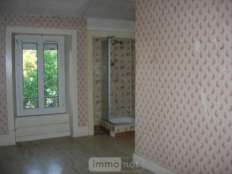 Appartement a vendre Clairvaux-les-Lacs 39130 Jura 120 m2 7 pièces 90000 euros
