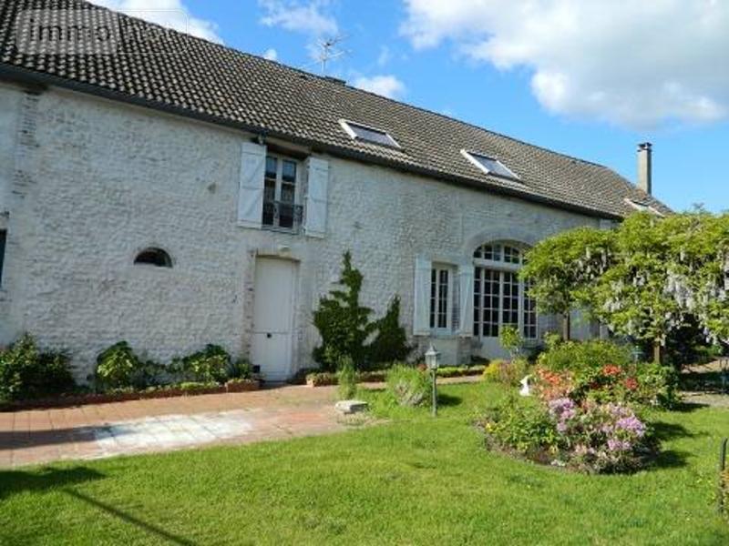 Achat maison a vendre dixmont 89500 yonne 255 m2 13 for Achat maison yonne