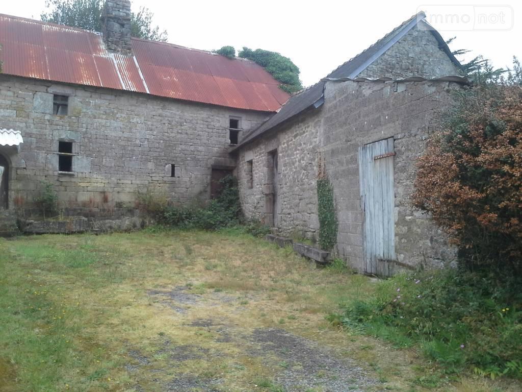 Maison a vendre Meslan 56320 Morbihan 4 pièces 42400 euros