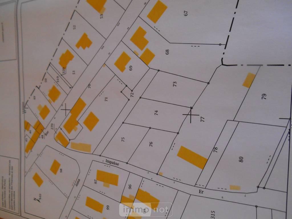 Terrain a batir a vendre Malguénac 56300 Morbihan 618 m2  17032 euros