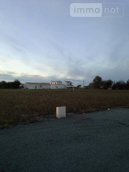 Terrain a batir a vendre Saint-Sulpice-de-Royan 17200 Charente-Maritime 648 m2  96132 euros