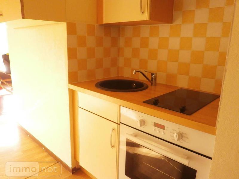 Appartement a vendre Besançon 25000 Doubs 30 m2 1 pièce 34200 euros