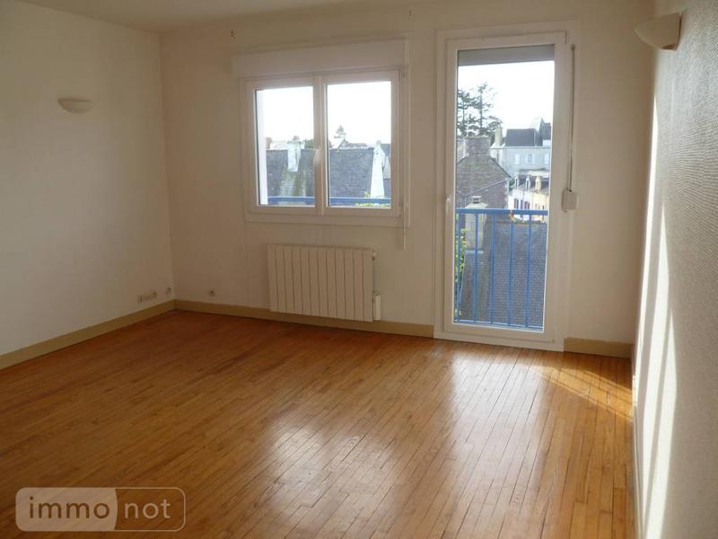 Appartement a vendre Paimpol 22500 Cotes-d'Armor 66 m2 4 pièces 94072 euros