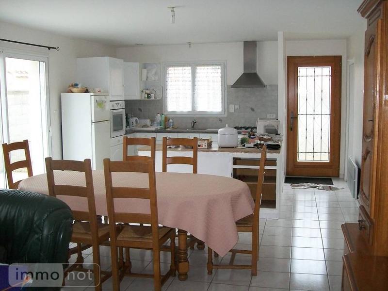 achat maison a vendre saint georges de pointindoux 85150 vendee 81 m2 4 pi ces 166100 euros. Black Bedroom Furniture Sets. Home Design Ideas