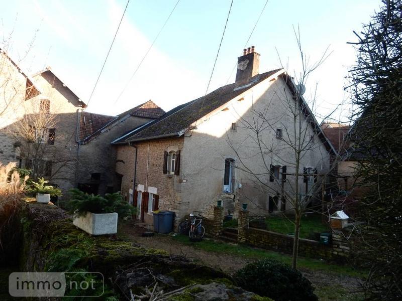 Maison a vendre Aillevans 70110 Haute-Saone 75 m2 5 pièces 80900 euros