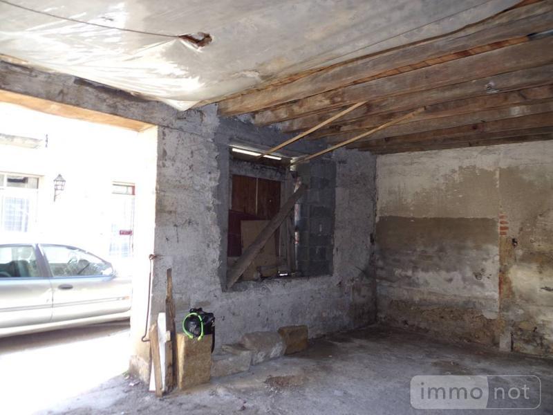 Immeuble de rapport a vendre Bourbon-l'Archambault 03160 Allier 150 m2  63172 euros