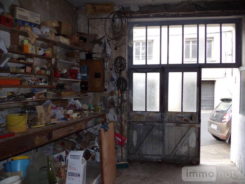 Maison a vendre Bourbon-l'Archambault 03160 Allier 142 m2 8 pièces 94072 euros